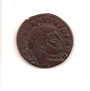 MAXENCE (306-312 AP-JC)  Follis